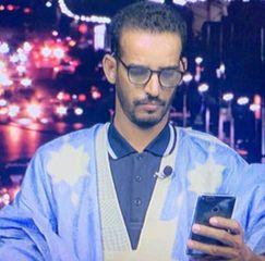 الصحفي سيدي محمد ولد بلعمش