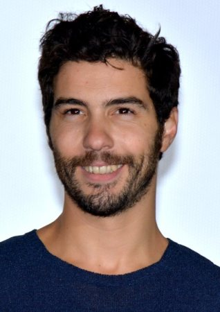 طاهر رحيم، الذي سيقوم بدور ولد الصلاحي في الفيلم