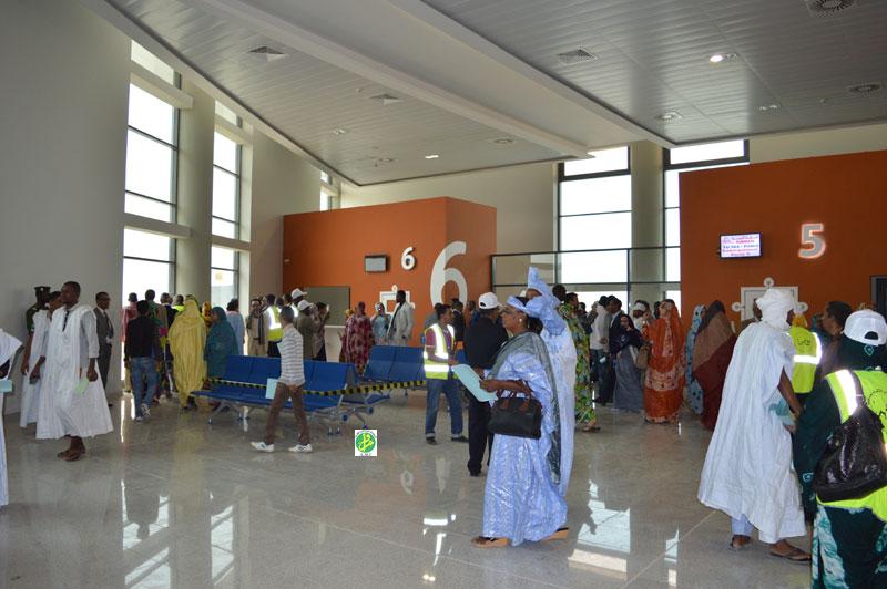 """مطار أم التونسي """"وما"""" أرشيف"""
