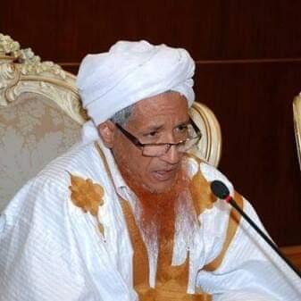 المفتي:إبراهيم بن يوسف بن الشيخ سيدي