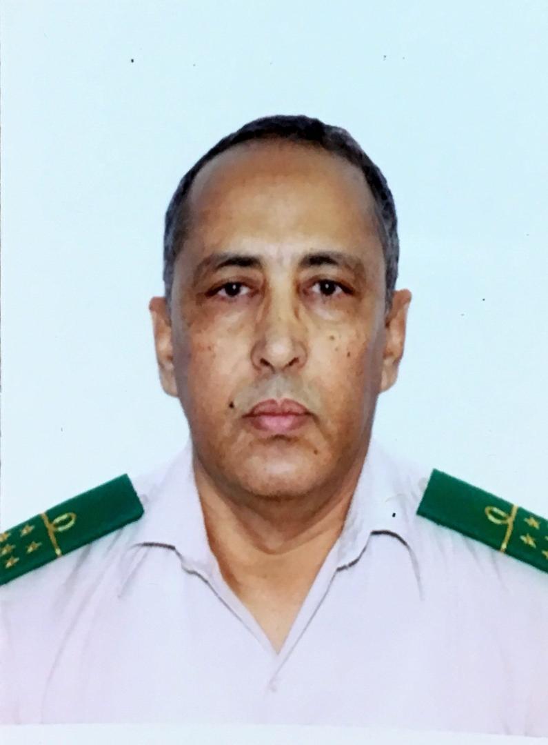العقيد محمد المختار ولد محمد ولد بيه