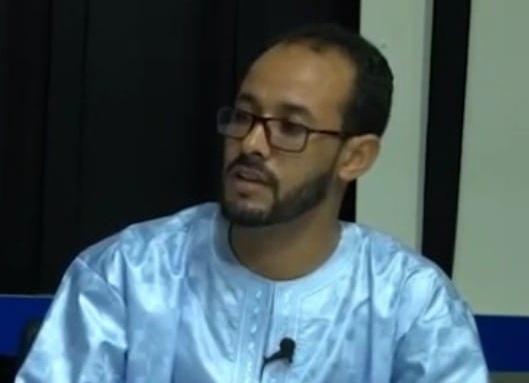 أحمدو ولد أبيه/  ناشط سياسي
